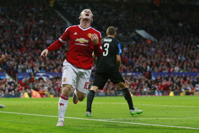 Manchester United v Club Brugge - UEFA Champions League Qualifying Play-Off First Leg