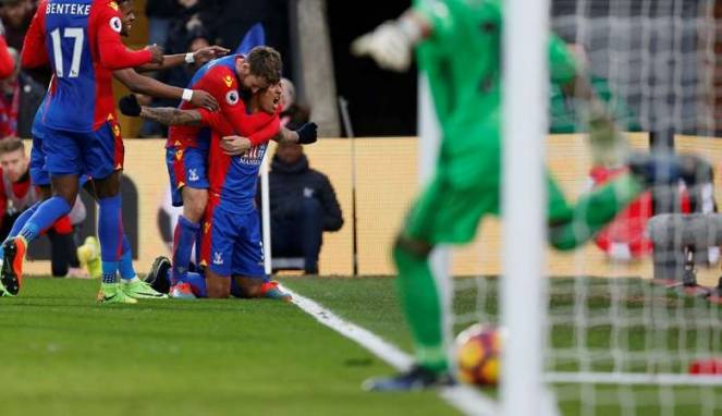 Crystal Palace Dorong Leicester City ke Jurang Degradasi
